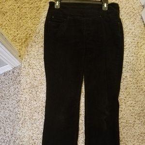 JAG Black Corduroy Pants